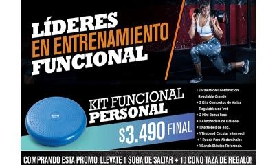 MIR | Promo kit funcional