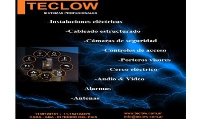 TECLOW | 20% de descuento en compras de equipos y servicios