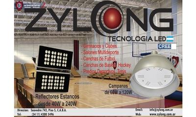 ZYLONG | Tecnología Led para gimnasios y clubes